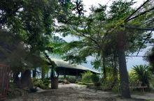 三地村排湾族的一家咖啡民宿 很喜欢店装 品天然甘露 揽露天山景 与秋月共舞 夜晚有驻唱