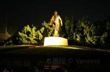 深圳两大地标,莲花公园灯光秀 南山深圳湾大玉米,爱我中国