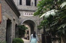 去过很多古镇,窑湾古镇很特别,被水包围了的古镇不一样,没想到大运河的河面那么的宽阔,古镇里面还有很多