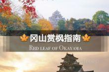 日本 | 冈山,赏枫路上挖到的宝  去年意外赶上了冈山的红叶,现在回想起来,还是忍不住感叹冈山赏枫的