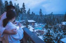"""上次小的去温哥华还是四年前自驾BC省,这两天看了个去温哥华的冬季旅行视频,真是""""爱意漫冬"""",还被狂撒"""
