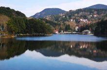 庐山如琴湖