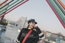 韩国旅行   韩国妈妈都爱的咖啡街拍照打卡  若说在光州地区最值得打卡的网红地,那必有【东明洞咖啡