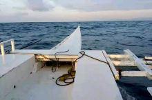 薄荷岛到巴里卡萨岛可以选择快艇,螃蟹船。 螃蟹船比较有特色,到开的慢点,体验下也是不错的。