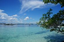 海天一色的处女岛/宁静而又神秘的无人岛/  【景点攻略】 交通攻略:游览处女岛,可由阿罗娜海滩包船前