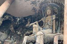 安岳石刻!来自中国西方的佛教文化石刻聚集地!有别于北方石窟佛像的大气,四川的石刻多细节丰富,造型更加