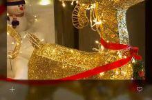 圣诞装饰一隅