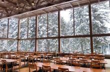 去北海道看雪—星野度假村(胡霍宣传片拍摄地)打卡 星野度假村还是很嗨的,图一就是胡歌和霍建华拍照的餐