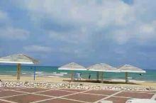 夏天的达多海滩,海风习习,凉爽宜人