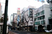 札幌的街景