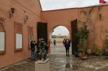 这个博物馆原先也是一座王宫,藏品不多,看看建筑也挺好的。