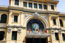 在胡志明市度过了2020年农历新年,去了中央邮局寄明信片,大教堂。除夕下午在saigon skyde