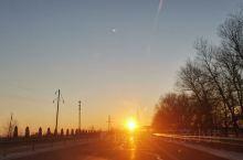 如果你想在冬日里观看日出这里是不错的选择。