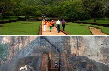 """狮子岩,被誉为世界第八大奇迹!是斯里兰卡""""文化金三角""""其中的一个顶点!是受到联合国教科文组织保护的世"""