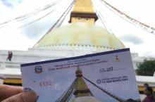 博达哈大佛塔(Bodhnath Stupa),是尼泊尔著名的古迹之一,建造的历史可以追溯到公元14世