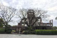 不容遺忘不願回想的歷史—廣島原爆紀念館 原子彈,一個充滿爭議話題的武器。其實當時很猶豫是否應該到廣島