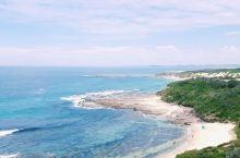长长的海岸线,颇有夏威夷的感觉!