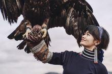 去蒙古国做一天放鹰少女吧!附游玩攻略  去了一趟蒙古,虽然没有骑马,但是玩了鹰,还在成吉思汗雕像的怀