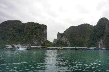 越南下龙湾月亮湖(Hang Luon)  景点名称:月亮湖(Hang Luon) 景点位置:下龙湾景