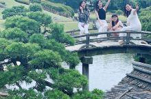 冈山后乐园位于日本冈山市近郊,是冈山藩主池田纲政命家臣津田永忠于贞享4年建造,于元禄13年建成。占地
