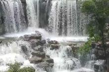 这才是真正的天下第一瀑 #中国古龙峡·大瀑布群 万马奔腾 气壮山河