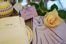 Dior Afternoon Tea at The Berkeley | London  Dior在