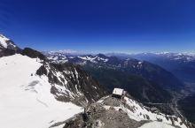 勃朗峰,欧洲第一高峰,勇敢者的天堂! 大美,造物主的宠儿