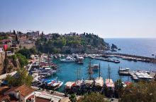 安塔利亚罗马海港,古老宁静的地中海港湾,穆斯林阿訇虔诚的祷告颂音久久萦绕上空……