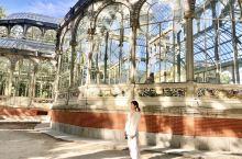 马德里不思议·三毛与荷西 | 必打卡的丽池公园、水晶宫   自从11岁老爸送我了一本《三毛作品集》之
