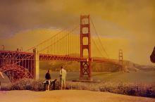 舊金山灣區金門大橋