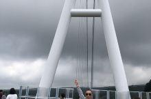 今天是我来箱根游玩最后一天全程往返三岛大吊桥。下午坐车返回新宿京王大酒店。