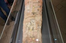 洛杉矶盖蒂别野博物馆所藏古埃及木乃依。