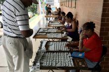 巴拿马城·巴拿马 巴拿马城老百姓的彩票文化