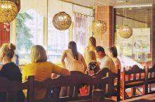 立陶宛首都的小餐馆 #旅行酷体验