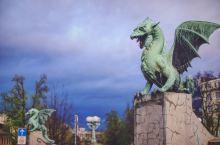 几乎没有亚洲游客的欧洲小众国—斯洛文尼亚 落地的第一天,首都卢布尔雅那就下起了雨,但没想天雨天的卢布