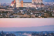 意大利旅行 佛罗伦萨最美的观景点+拍照攻略