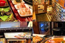 韩国首尔美食推荐 | 烤肉!韩式烤肉!吃肉超实惠的! 这个也是很火的店啦!门脸有点小(图8),一进门