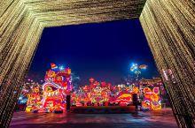 【西安旅行】大唐不夜城是到西安旅行一定不能错过的打卡圣地之一。这里有6个仿唐街区,有西安大剧院,西安