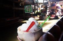你去泰国干什么拉?我去逛菜市场了!