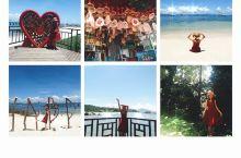 #打卡三亚必去的网红景点,蜈支洲岛,拍摄不一样的游客照,与大海来一次亲密接触。 地址:三亚海棠湾蜈支