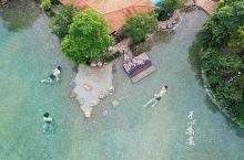 温泉大家都很熟悉,但冷泉则非常少见,翁源县城东郊的马墩村,便有这样一个独特的资源:碧绿悠深的森林中有