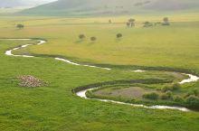 归流系蒙古语,意为山杏。这段九曲十八弯属于科尔沁左前旗乌拉盖草原中的一部分。