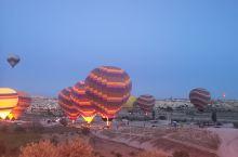 卡帕多奇亚的热气球是土耳其的象征 预留足够的时间来体验热气球 千万不要让自己留那么大的遗憾