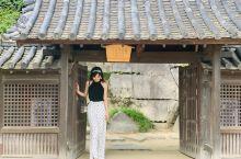 冈山后乐园被称为日本三大名园之一,很好地保存了江户时代的气质。日式园林的小巧、精致、有序,置身其中有
