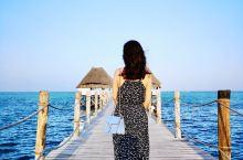 非洲坦桑尼亚的美丽海岛—桑给巴尔岛,被评为一生必去海岛之二,别样的风土人情,在酒店客房外会有猴子等动