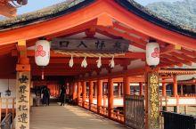严岛神社,创建于593年前后,位于日本广岛县廿日市境内严岛上的一座神社,主要祭奉的日本古传说中的三位