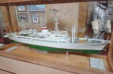 南北极博物馆,考察队破冰船模型