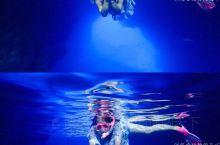 【世界潜水绝佳地!塞班必打卡!】 被《潜水人》列为的世界第二潜水洞穴就这么被我拿下了!去过南太的三个