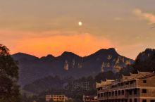 黄石寨~~阿凡达第一取景地[呲牙]四周皆景,千姿百态,雄伟壮丽。美丽与神奇共存[呲牙]网红打卡地