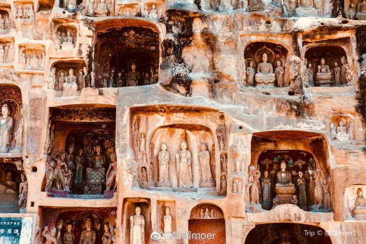 Qianfo (Thousand Buddha) Cliff4